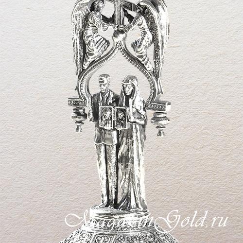колокольчик венчальный