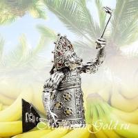 Колокольчик селфи Царевна Чичи с балалайкой